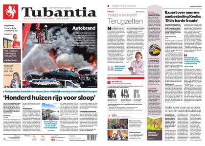 Tubantia - Enschede – 25 mei 2020