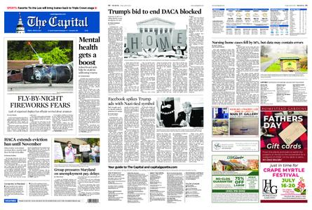 The Capital – June 19, 2020