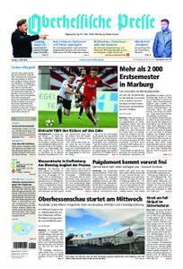 Oberhessische Presse Marburg/Ostkreis - 06. April 2018
