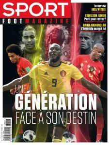 Sport Foot Magazine - 4 Juillet 2018