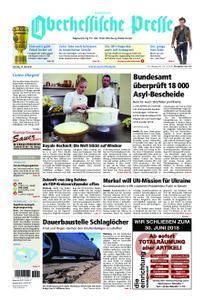 Oberhessische Presse Hinterland - 19. Mai 2018