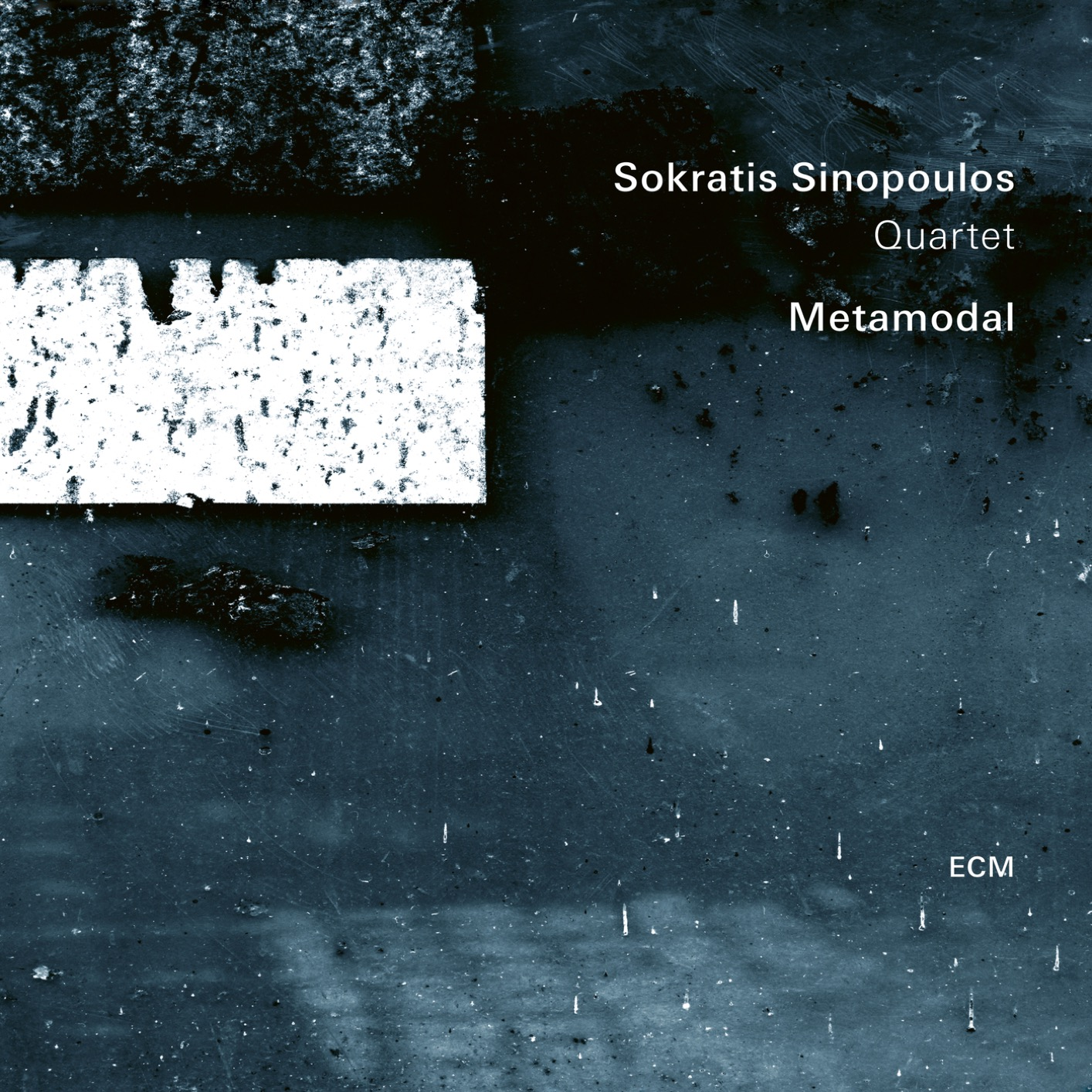 Sokratis Sinopoulos Quartet - Metamodal (2019) [Official Digital Download 24/96]