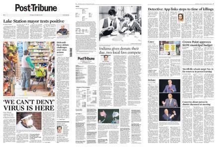 Post-Tribune – October 22, 2020