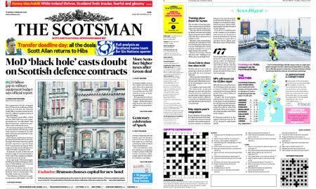 The Scotsman – February 01, 2018