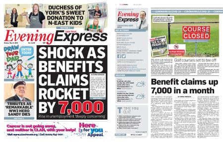 Evening Express – May 25, 2020