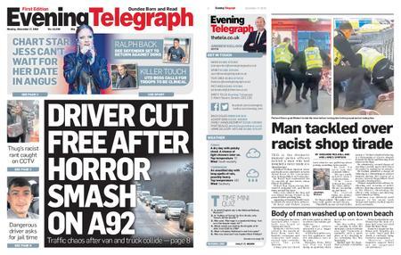 Evening Telegraph First Edition – December 17, 2018