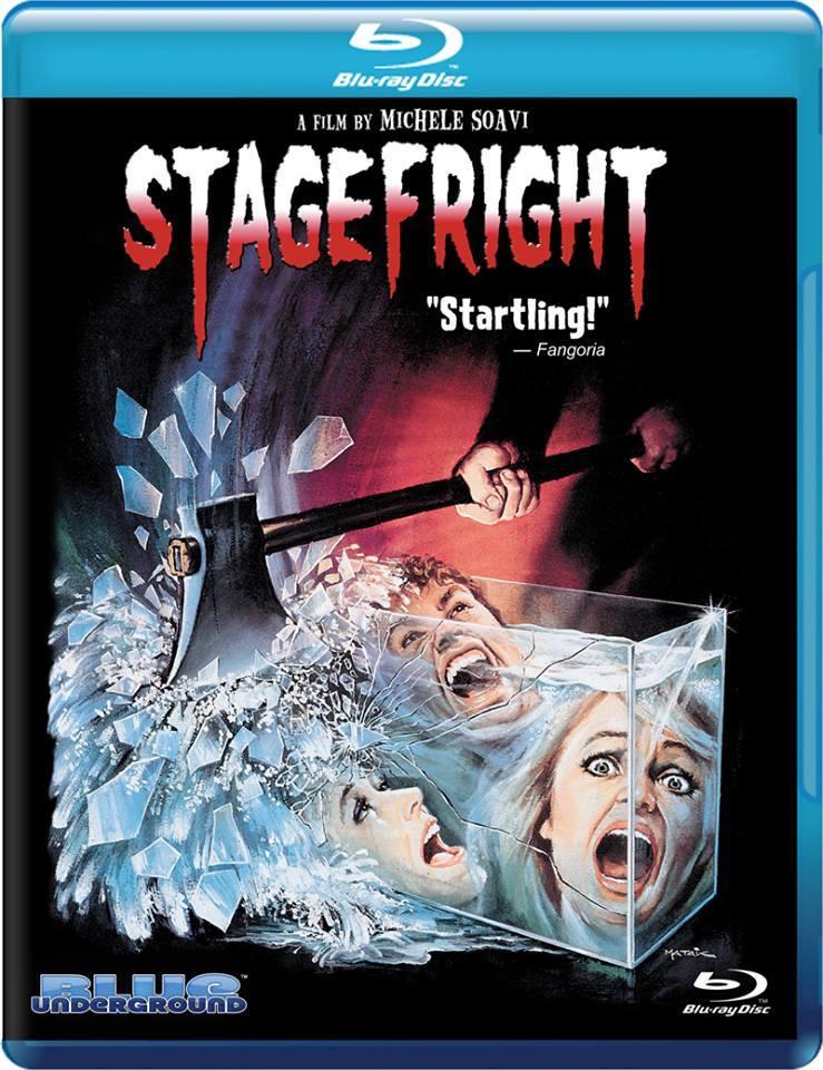 StageFright (1987) Deliria