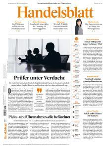 Handelsblatt - 26 November 2020