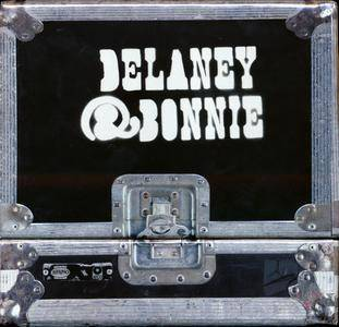 Delaney & Bonnie & Friends - On Tour With Eric Clapton (1970) 4CD Box Set, Expanded Deluxe Edition, Remastered 2010