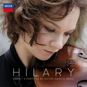 Hilary Hahn - García Abril: 6 Partitas (2019)