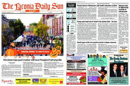 The Laconia Daily Sun – October 14, 2017