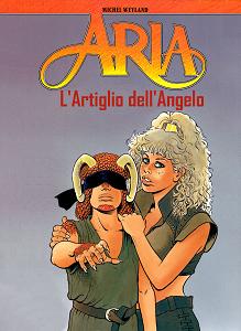 Aria - Volume 21 - L'Artiglio Dell'Angelo