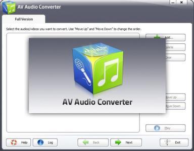 AV Audio Converter 7.2.6