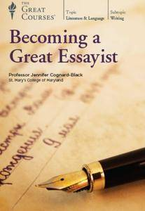 TTC Video - Becoming a Great Essayist [Reduced]