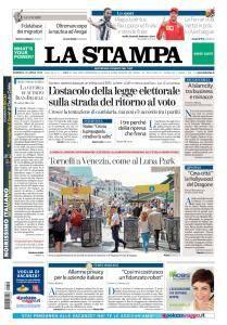 La Stampa Imperia e Sanremo - 29 Aprile 2018