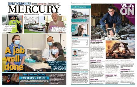 Hertfordshire Mercury – April 01, 2021