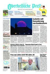 Oberhessische Presse Hinterland - 28. Juli 2018