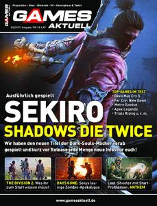 Games Aktuell – April 2019