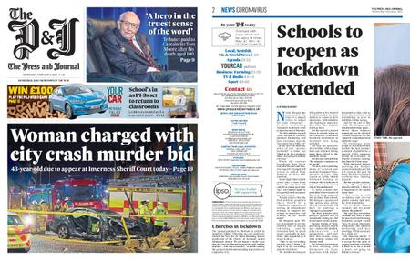 The Press and Journal Moray – February 03, 2021