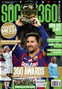 Soccer 360 Magazine - January-February 2020