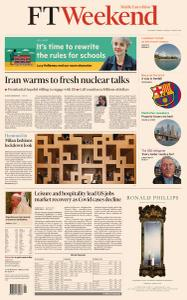 Financial Times Middle East - March 6, 2021