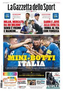 La Gazzetta dello Sport – 12 giugno 2019