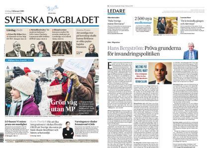 Svenska Dagbladet – 02 februari 2019