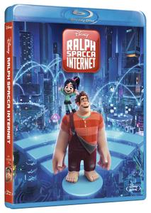 Ralph Spacca Internet / Ralph Breaks the Internet (2018)