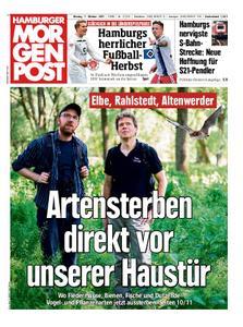 Hamburger Morgenpost – 07. Oktober 2019