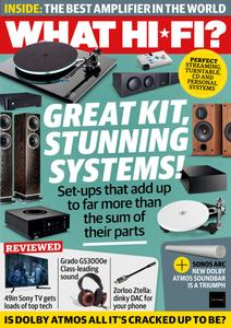 What Hi-Fi? UK - August 2020