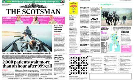 The Scotsman – October 16, 2017