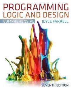 Programming Logic and Design, Comprehensive (Repost)