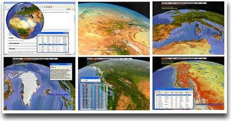 3D World Map ver.2.1