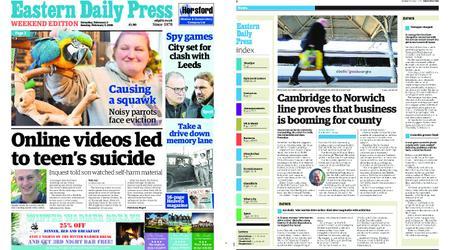 Eastern Daily Press – February 02, 2019