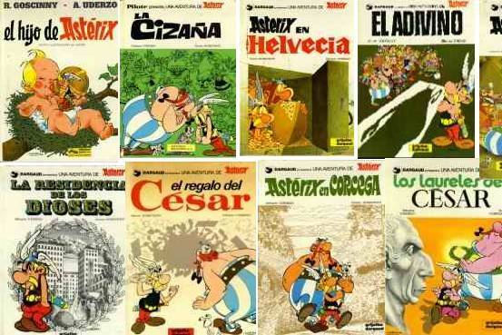 Asterix in spanish part2
