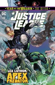 Justice League 028 2019 Digital