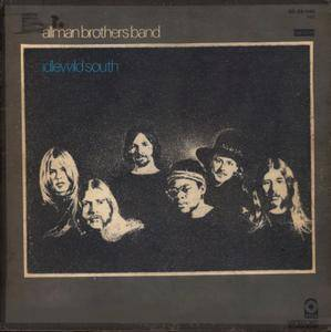 The Allman Brothers Band - Idlewild South (1970) ATCO/SD 33-342 - Original US Presswell Pressing - LP/FLAC In 24bit/96kHz