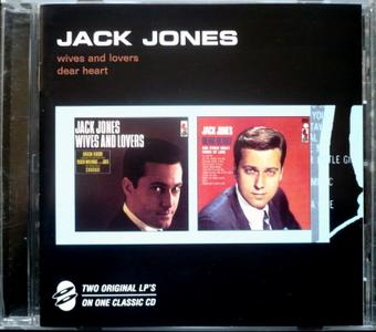 Jack Jones - Wives And Lovers (1963) / Dear Heart & Other Great Songs Of Love (1965) [1998, Digitally Remastered]