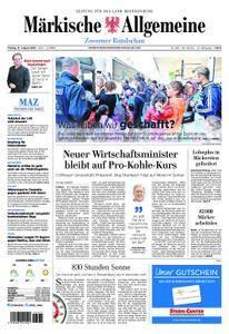 Märkische Allgemeine Zossener Rundschau - 31. August 2018