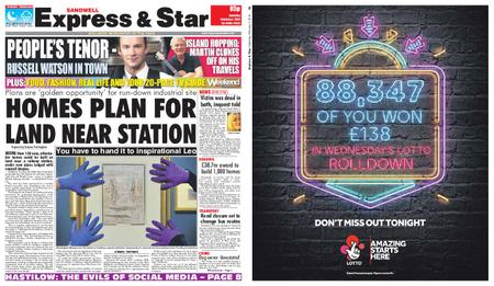 Express and Star Sandwell Edition – February 02, 2019