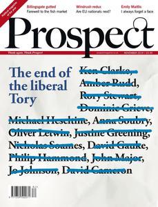 Prospect Magazine - November 2019