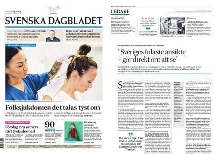 Svenska Dagbladet – 09 juli 2018