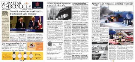 Gibraltar Chronicle – 20 March 2018