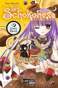 Die Schokohexe 06 - Fruity Flavour