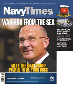 Navy Times – 05 August 2019