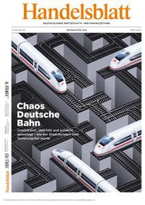 Handelsblatt - 21. Dezember 2018