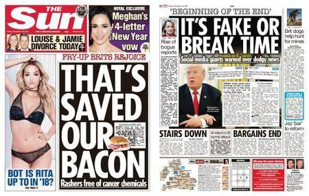 The Sun UK – 29 December 2017
