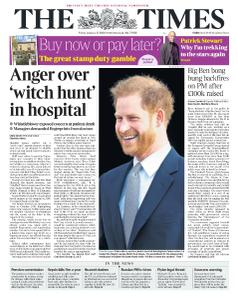 The Times - 17 January 2020