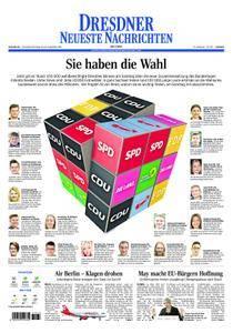 Dresdner Neueste Nachrichten - 23. September 2017
