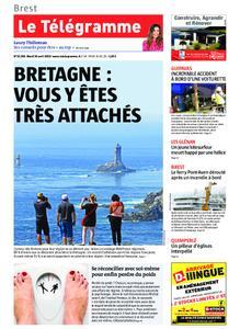 Le Télégramme Brest – 30 avril 2019